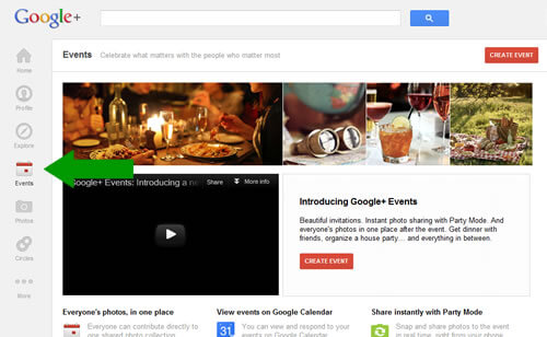 Social Media EVENT using Google+: Winston Bromley Social Media Marketer