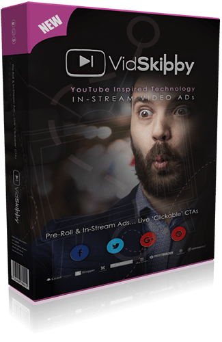 """VidSkippy Review: Create """"Youtube"""" Style In-Steam video ads and why you need it in your marketing"""