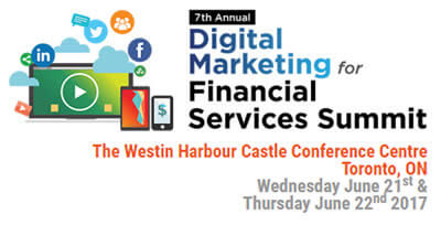 The 7th Annual Digital Marketing for Financial Services Summit and Why You Should Attend